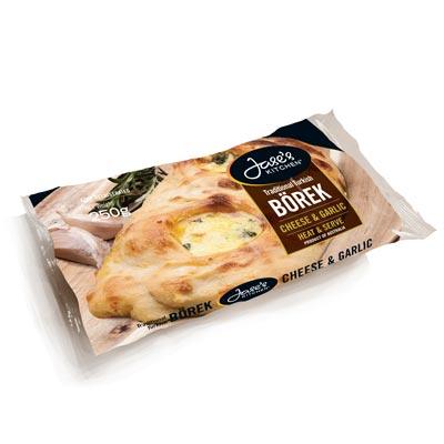 Borek Cheese & Garlic