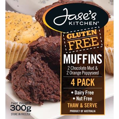 Jase's Kitchen Chod Mud Muffins