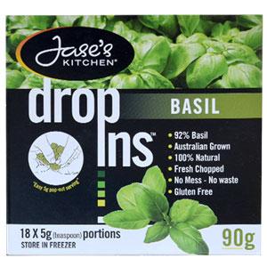 Basil dropins